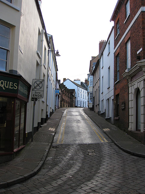 Church Street, Ross-on-Wye