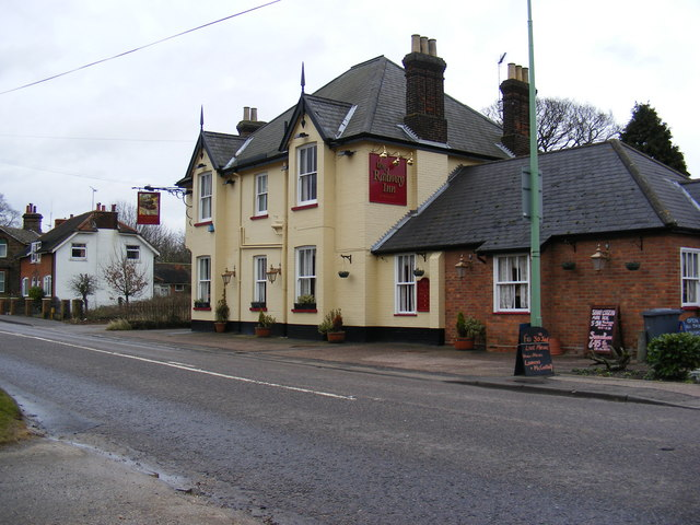 The Railway Inn, Westerfield