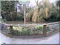 TM2046 : Rushmere St Andrew Village Pond by Adrian Cable
