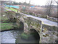 """SP0791 : """"Zig-Zag"""" Bridge crossing the River Tame. Perry Barr. by Roy Hughes"""
