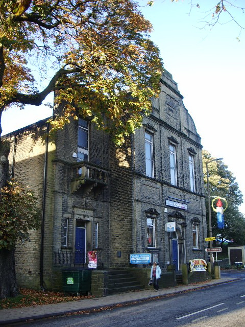 Victoria Hall, Ripponden