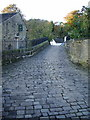 SE0419 : Ripponden Old Bridge by Alexander P Kapp