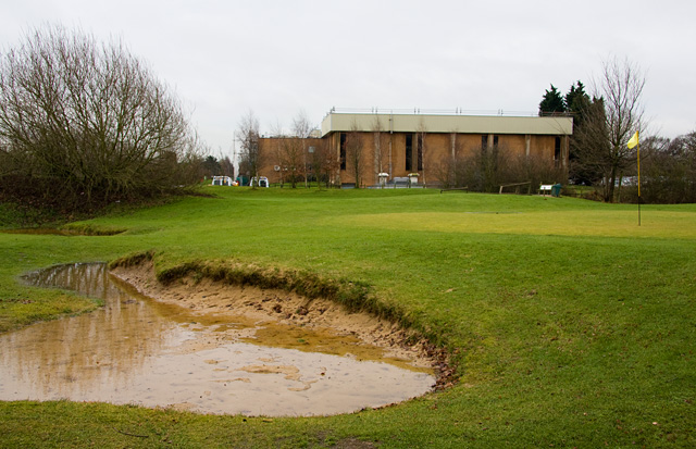 Barnet Copthall Golf Course Martin Addison Cc By Sa 2 0 Geograph Britain And Ireland