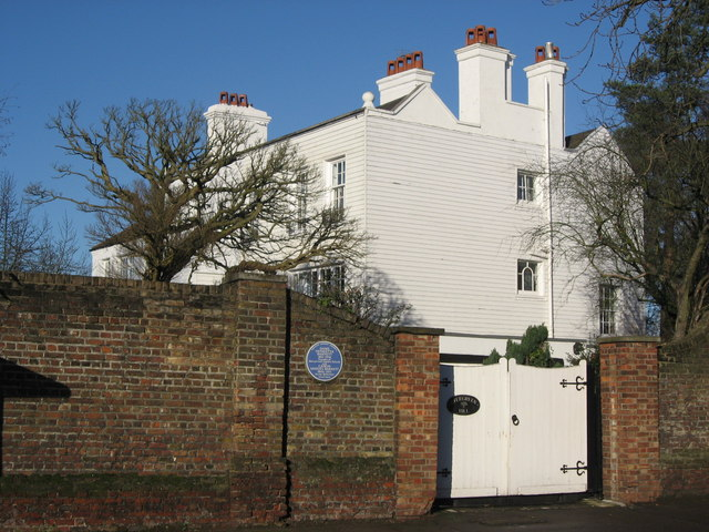 Evergreen Hill, Spaniards Road, NW3