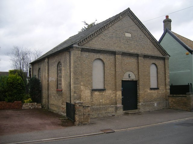 Former Primitive Methodist Chapel