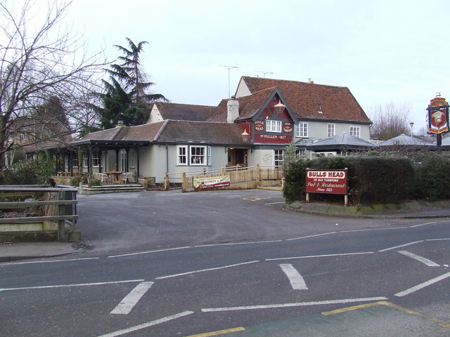 Bulls Head Pub, Turnford
