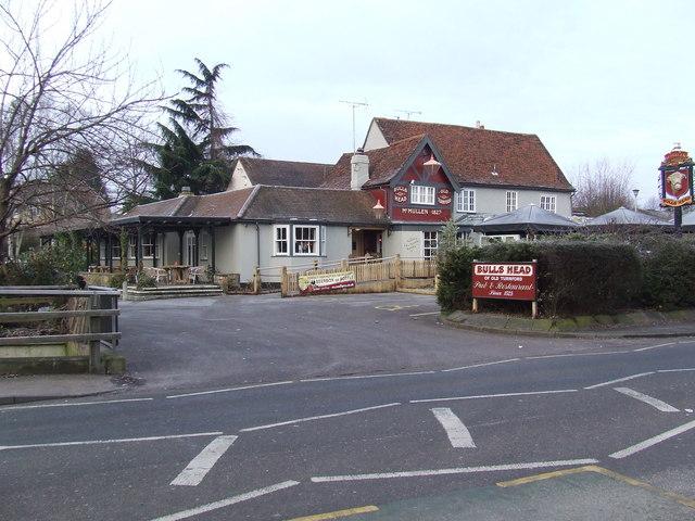 Bulls Head Pub, Turnford
