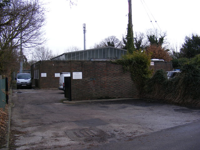 Kesgrave Telephone Exchange
