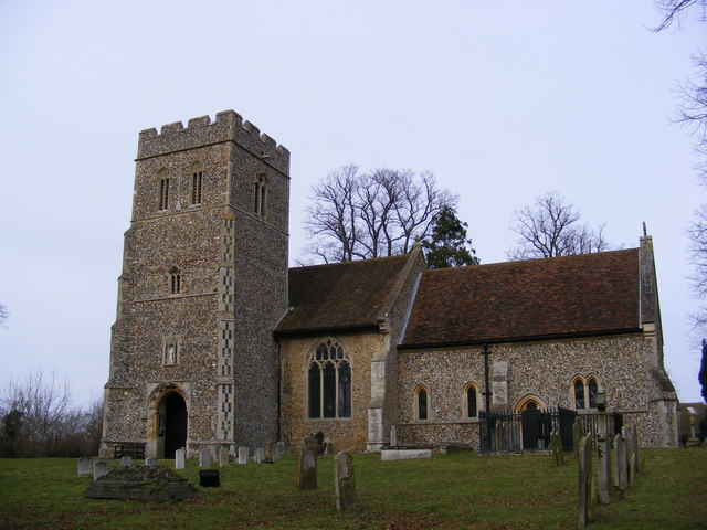 St. Mary's Church, Playford