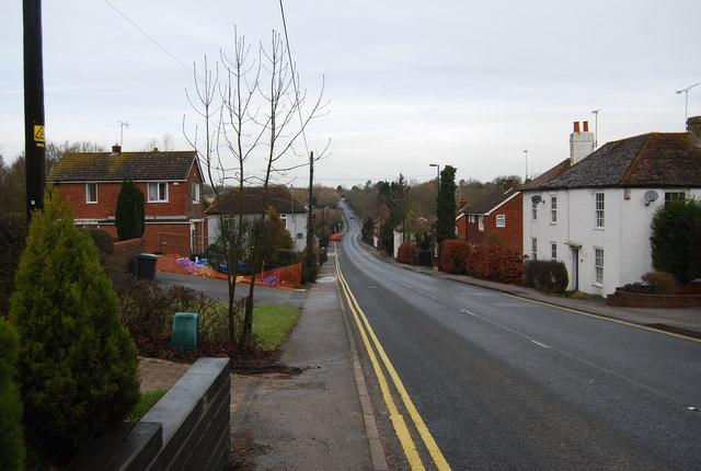 A290 road