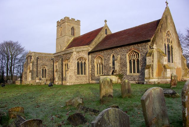 St Andrews Church, Norton