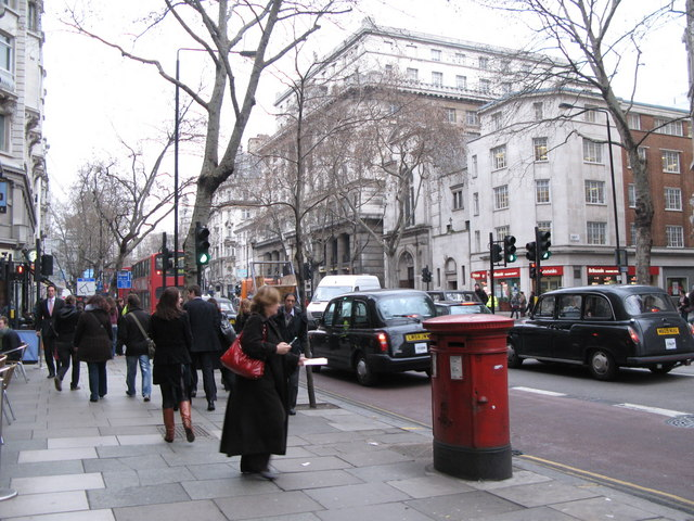 Southampton Row, WC2