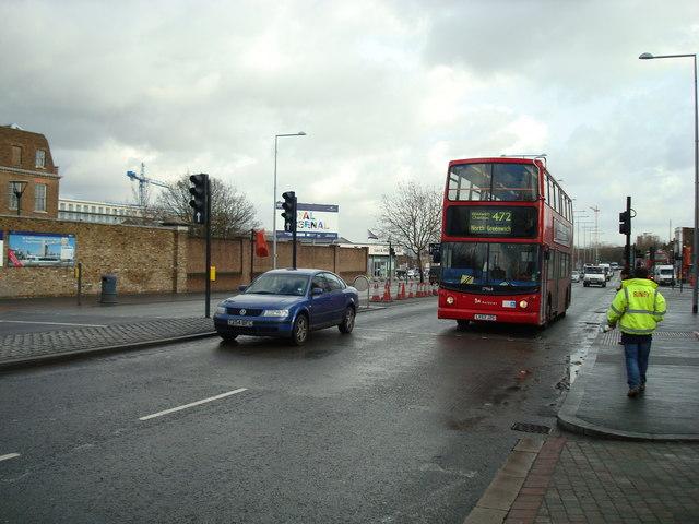 Beresford Street, Woolwich, London SE18