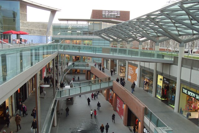 Walkden Shopping Centre Restaurant