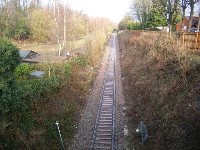 Warren Hill station