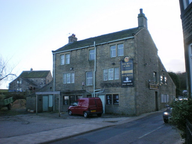 The Bull & Dog, South Parade, Stainland