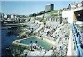 SX4753 : Tidal bathing pool at Plymouth Hoe taken in 2000 by Ian Porter