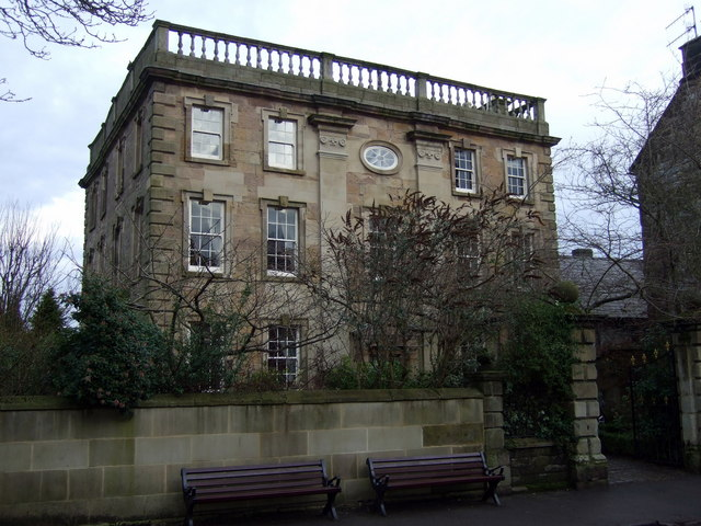 Winster Hall, another view