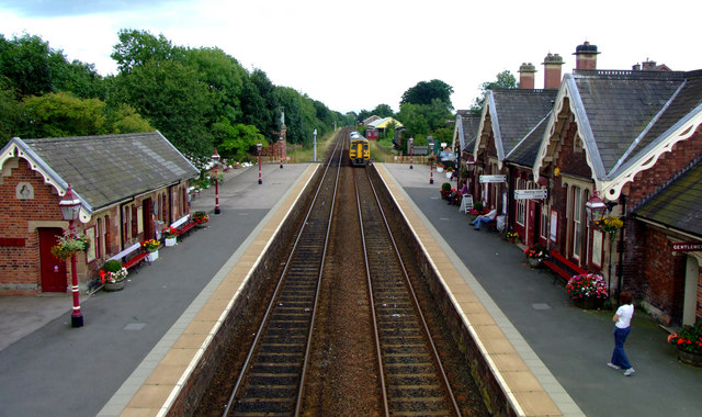 Appleby-in Westmorland Station