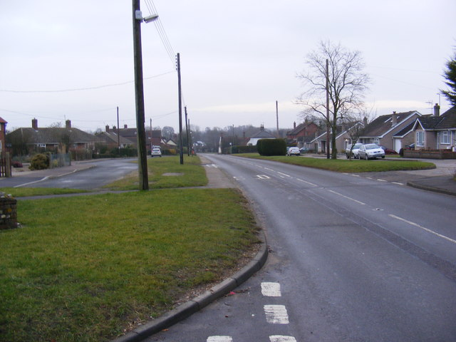 High Road, Wortwell