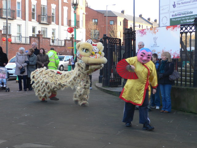 Lion Dancing Ireland Lion Dance For Chinese New