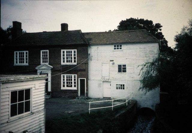 Wye watermill