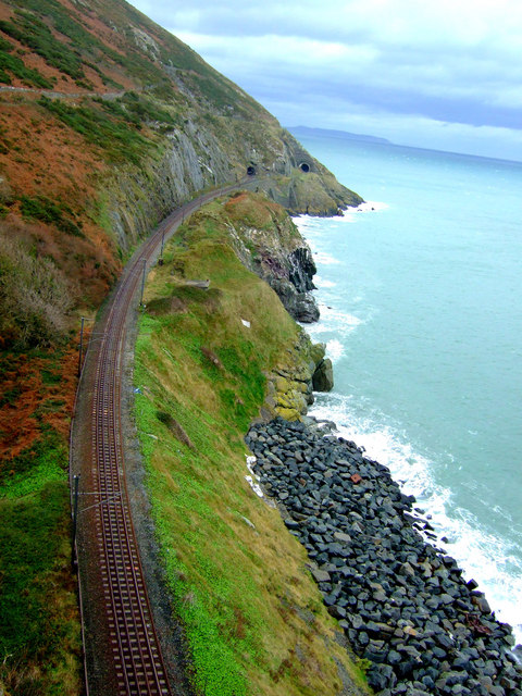 Dart Line between Bray and Greystones