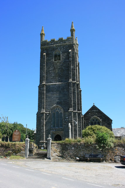 St Marnach S Church In Lanreath 169 Adrian Platt Geograph