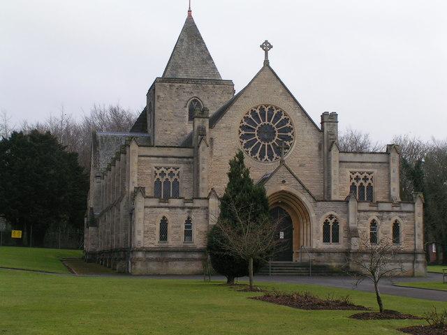 Garrison church, Bulford