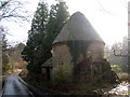 TQ4440 : Scarletts Oast, Smithers Lane, Cowden, Kent by Oast House Archive