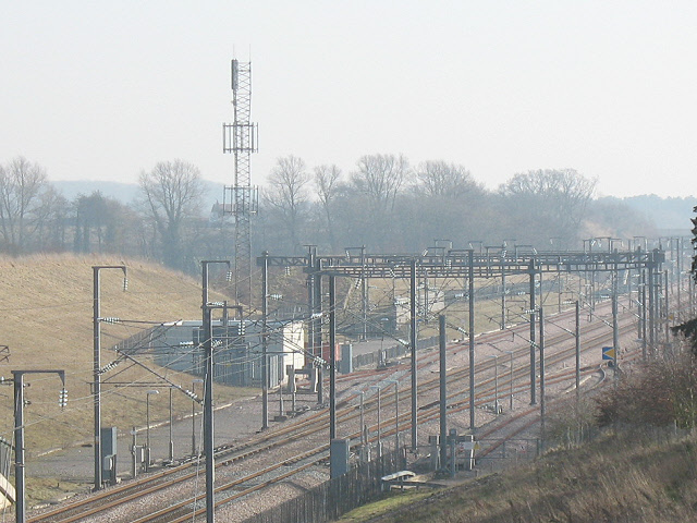 Passing loops for Channel Tunnel freight