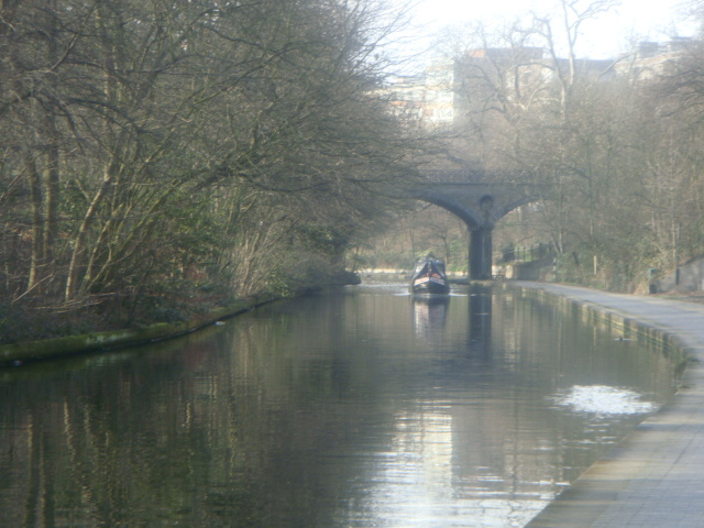 Macclesfield Bridge, Regent's Canal