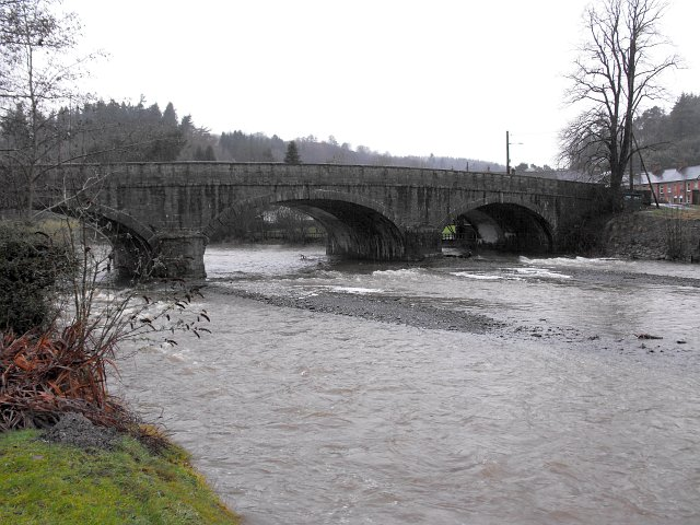 Long Bridge, Llanidloes