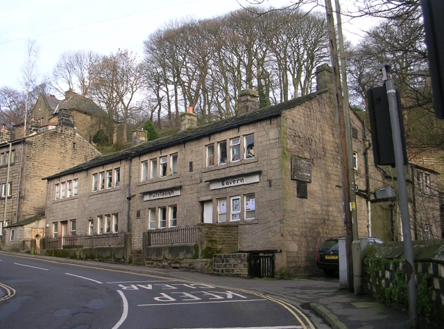 Nutclough Housing Co-op (Zion), Keighley Road