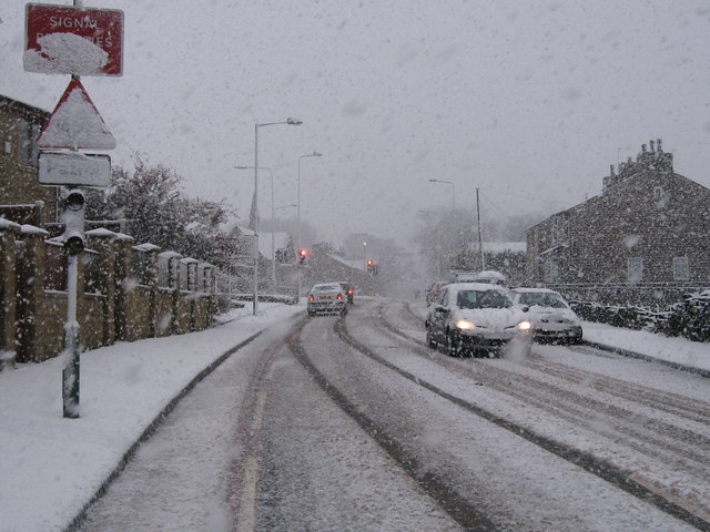 Winter in Edenfield