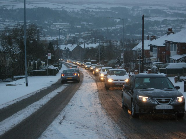 Bury New Road Ramsbottom