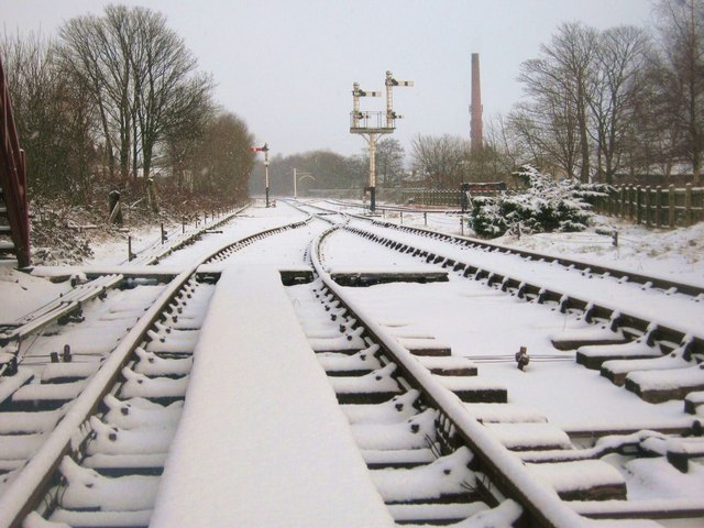 Snow on the Line