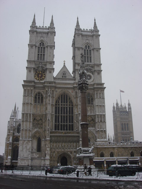 Westminster Abbey, west front