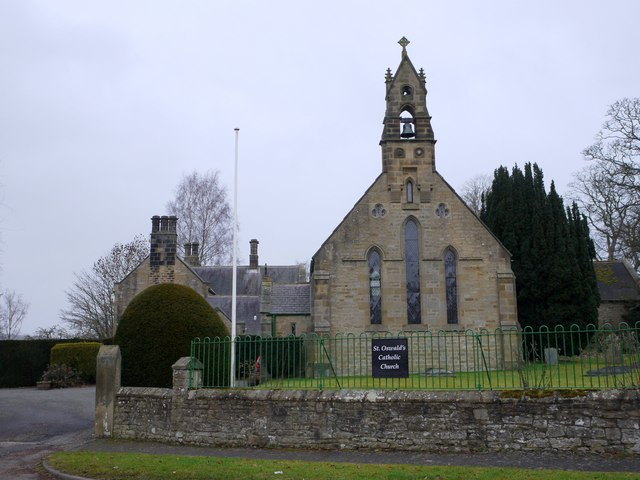 Church of St Oswald, Bellingham