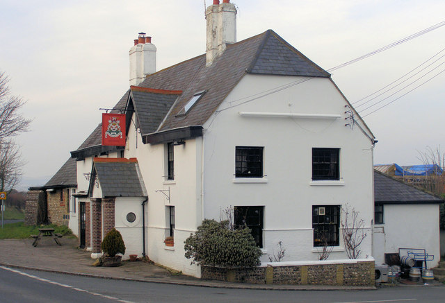 The Abergavenny Arms, Rodmell