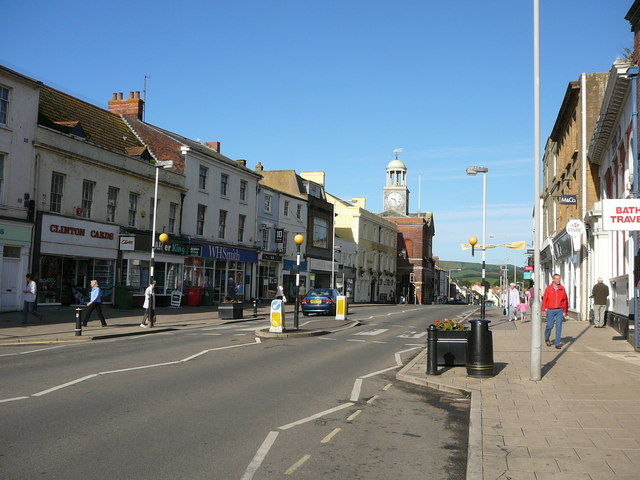 Bridport East Street