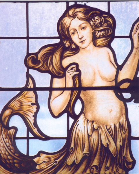 The sea enriches - with mermaids (1)