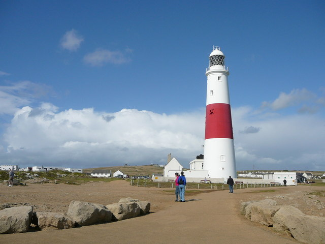 Portland Bill Lighthouse Colin Park Geograph Britain