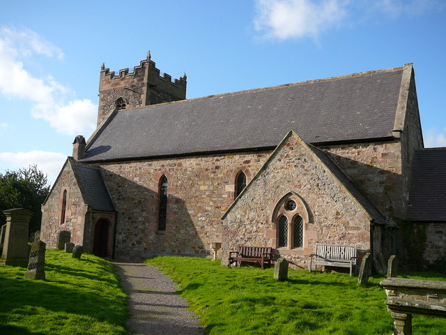 Church of St Gregory the Great, Kirknewton