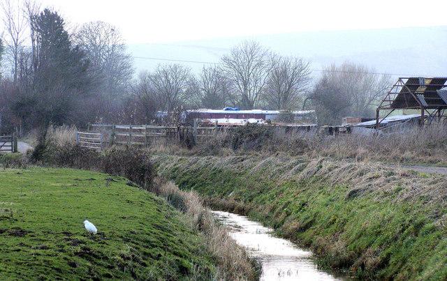 Quimper Stud Farm, Rodmell
