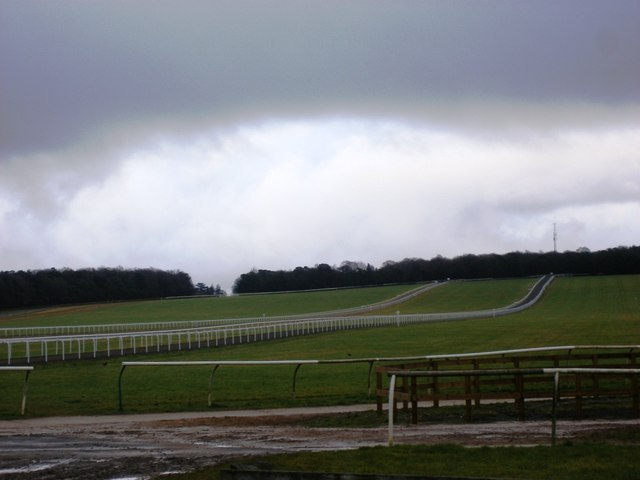 Grey skies over Warren Hill