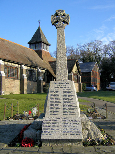 Stone Cross War Memorial