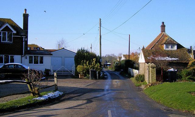 Foord's Lane, Hankham