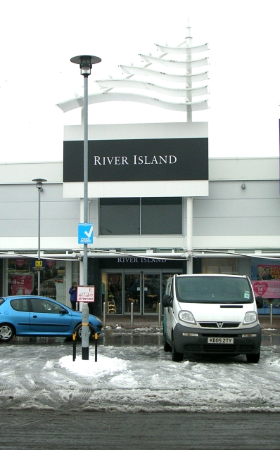 River Island Leeds Trinity