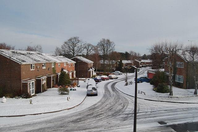 Oak Road, Alderholt, Dorset